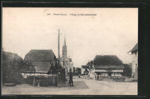 village de Ballersdorf