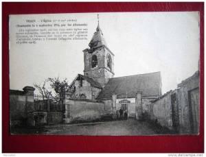église de Vraux