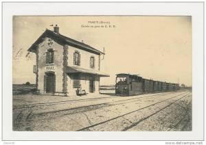 gare de Vraux